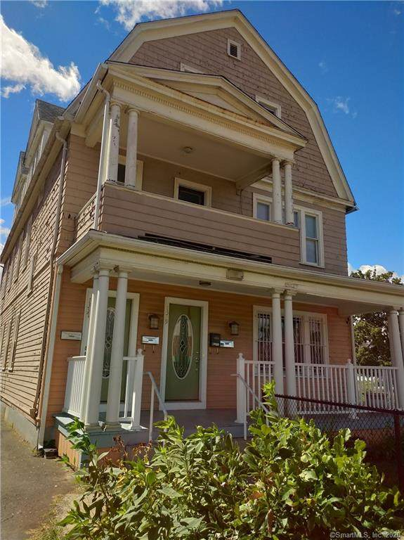 1337 Albany Avenue, Hartford, CT 06112 (MLS #170331768) :: The Higgins Group - The CT Home Finder