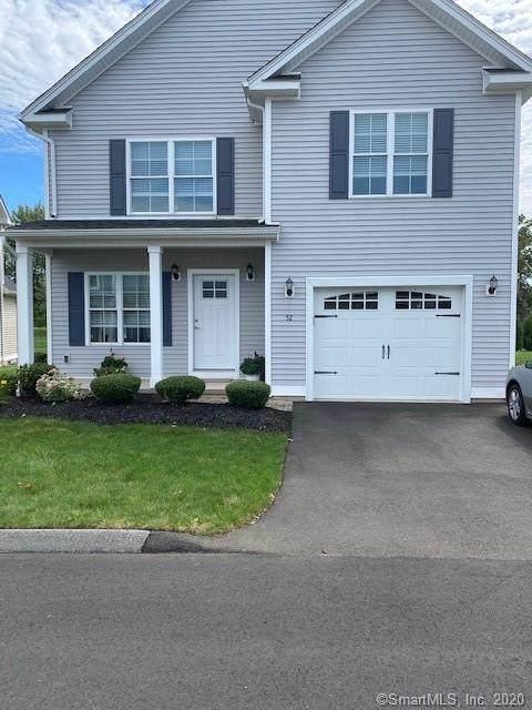 52 Lexington Gardens #52, North Haven, CT 06473 (MLS #170333368) :: GEN Next Real Estate