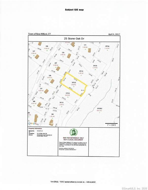 25 Stone Oak Drive, New Milford, CT 06776 (MLS #170334455) :: Sunset Creek Realty