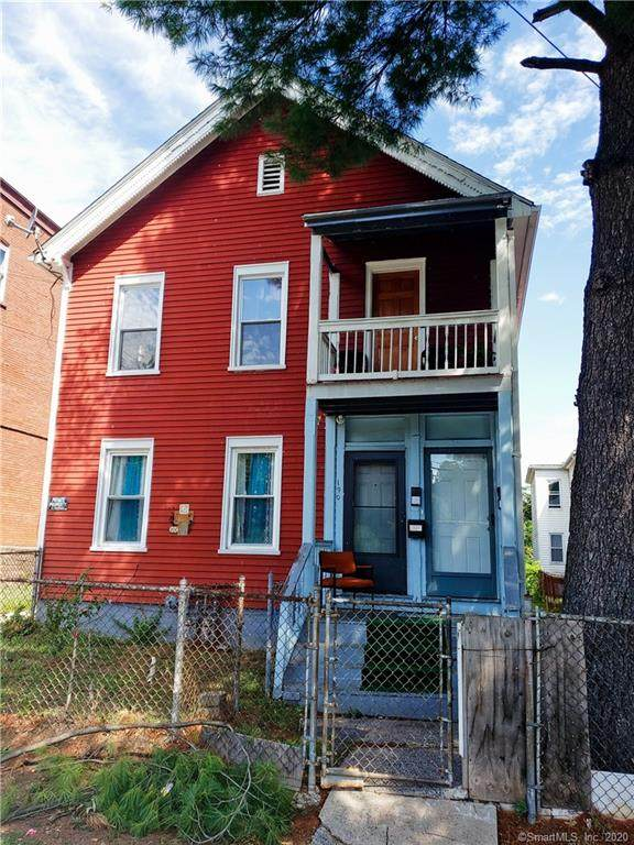 188 Ward Street, Hartford, CT 06106 (MLS #170334471) :: The Higgins Group - The CT Home Finder