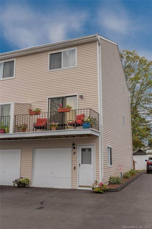 269 Captain Thomas Boulevard #11, West Haven, CT 06516 (MLS #170336375) :: Sunset Creek Realty