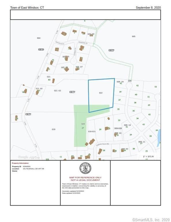 0 East Road, East Windsor, CT 06088 (MLS #170337000) :: Michael & Associates Premium Properties | MAPP TEAM