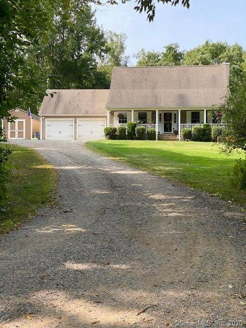 180 Paine Road, Pomfret, CT 06259 (MLS #170337572) :: The Higgins Group - The CT Home Finder