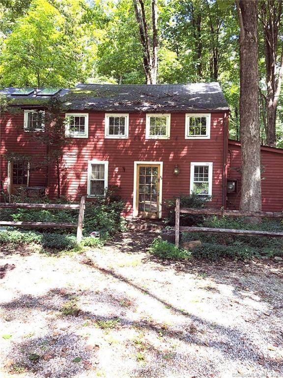 48 Sharp Hill Road #2, Wilton, CT 06897 (MLS #170337839) :: Around Town Real Estate Team