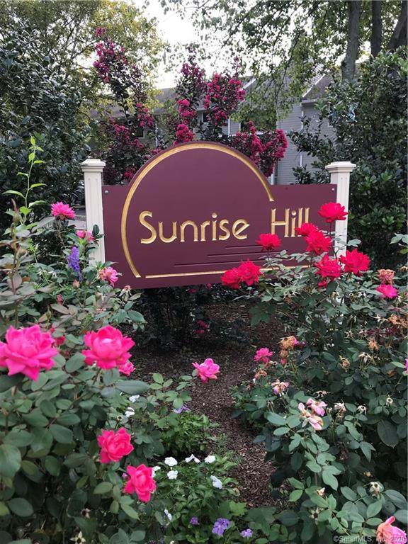 109 Sunrise Hill Road #109, Norwalk, CT 06851 (MLS #170337905) :: The Higgins Group - The CT Home Finder