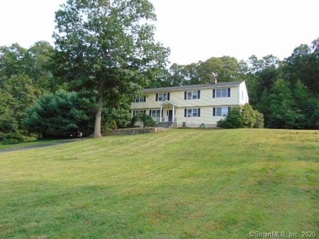 28 Oak Ridge Road, Monroe, CT 06468 (MLS #170338063) :: GEN Next Real Estate
