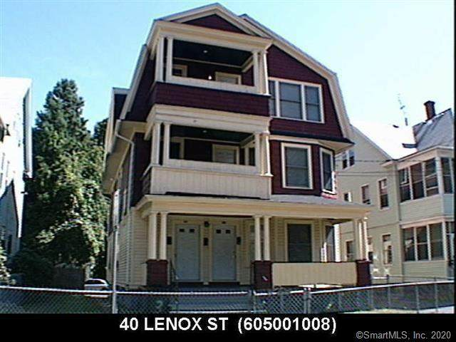 40 Lenox Street, Hartford, CT 06112 (MLS #170338926) :: The Higgins Group - The CT Home Finder