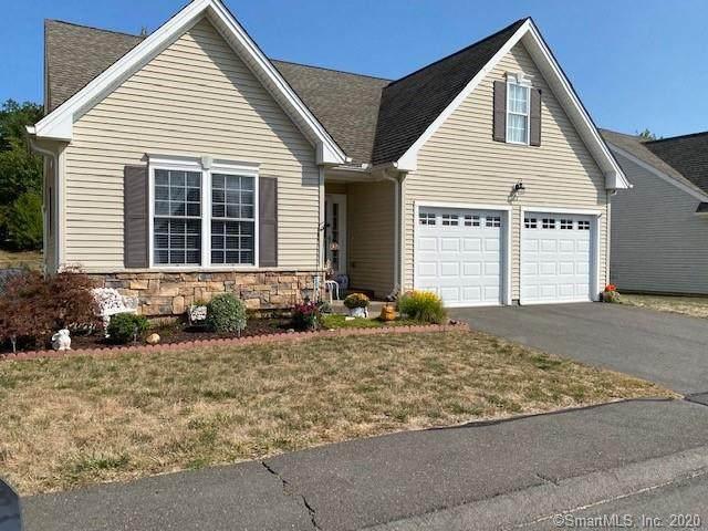 18 Mystique Lane #18, Cromwell, CT 06416 (MLS #170339569) :: Spectrum Real Estate Consultants