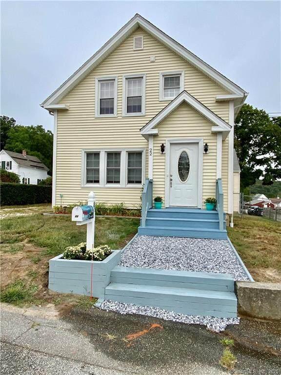 22 Salisbury Avenue, Plainfield, CT 06354 (MLS #170339872) :: GEN Next Real Estate