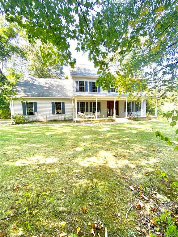 7 Barberry Lane, East Haddam, CT 06469 (MLS #170340461) :: Anytime Realty