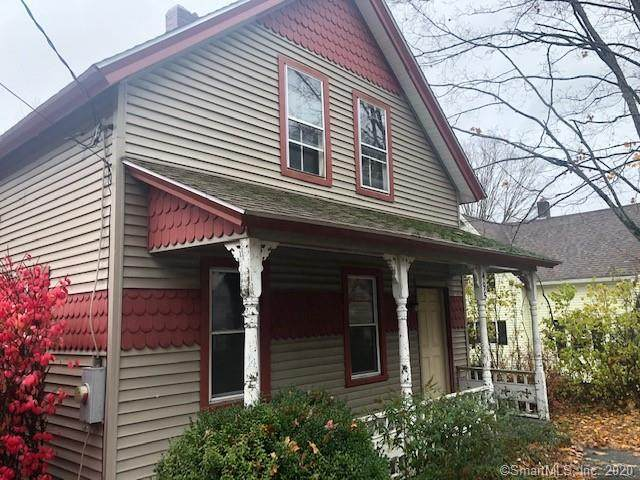 495 Sterling Road, Sterling, CT 06377 (MLS #170340947) :: Anytime Realty