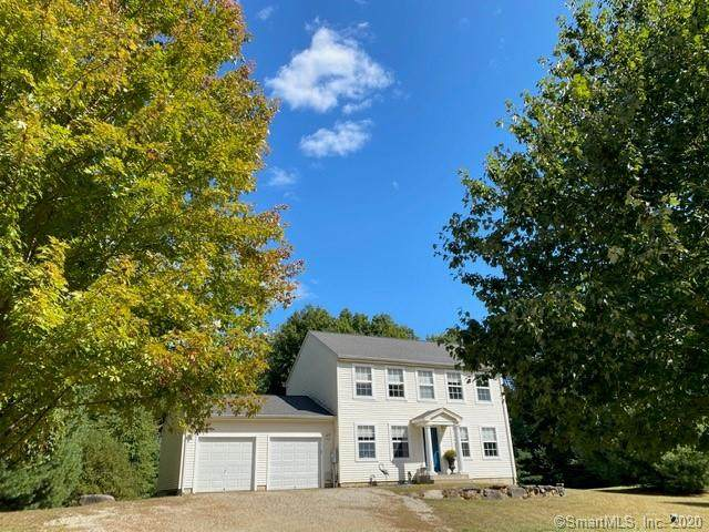 222 Baxter Road, Mansfield, CT 06268 (MLS #170341151) :: The Higgins Group - The CT Home Finder