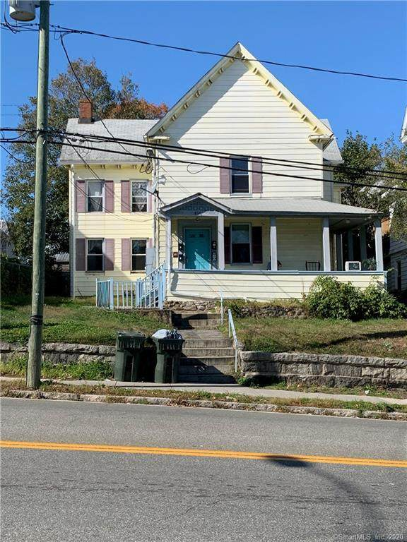 837 Bank Street, New London, CT 06320 (MLS #170341235) :: The Higgins Group - The CT Home Finder