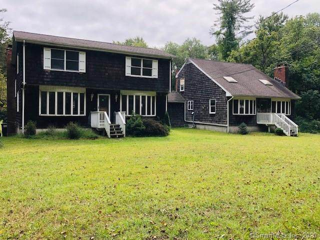 55 Silver Hill Road, Easton, CT 06612 (MLS #170341356) :: Michael & Associates Premium Properties | MAPP TEAM