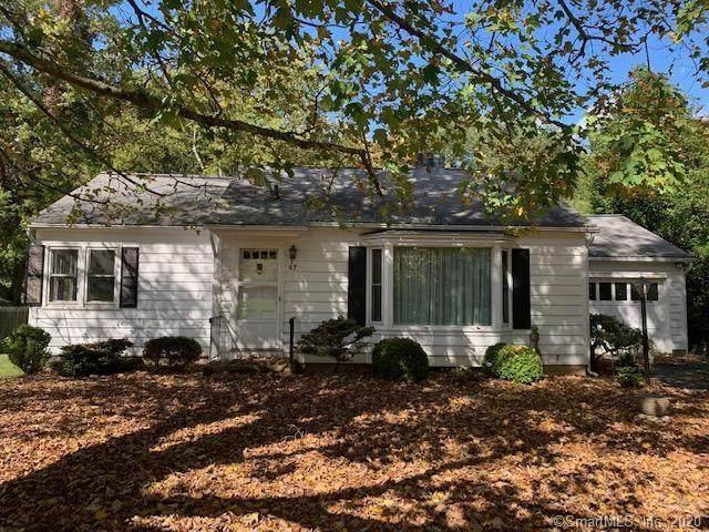 47 Taylor Terrace, New Milford, CT 06776 (MLS #170342825) :: Michael & Associates Premium Properties | MAPP TEAM