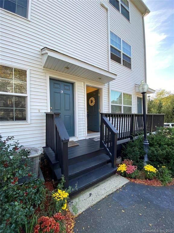 310 Ely Avenue H, Norwalk, CT 06854 (MLS #170343728) :: Frank Schiavone with William Raveis Real Estate