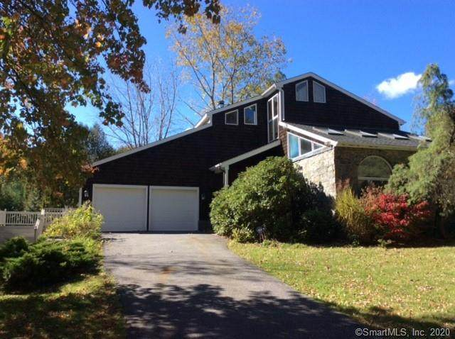 168 W Hyerdale Drive, Goshen, CT 06756 (MLS #170345175) :: GEN Next Real Estate