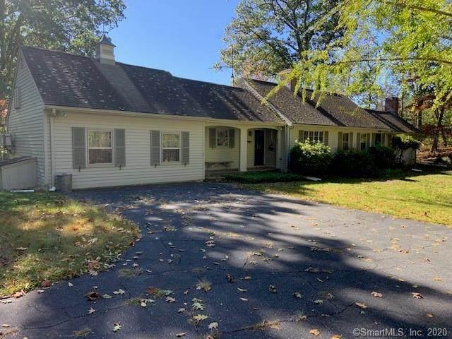 91 Petticoat Lane, East Haddam, CT 06423 (MLS #170345736) :: GEN Next Real Estate