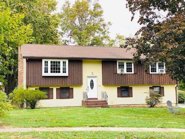 20 Hansom Hill Road, Windsor, CT 06095 (MLS #170345937) :: Kendall Group Real Estate | Keller Williams