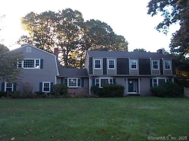 21 White Tail Lane, Trumbull, CT 06611 (MLS #170346485) :: GEN Next Real Estate