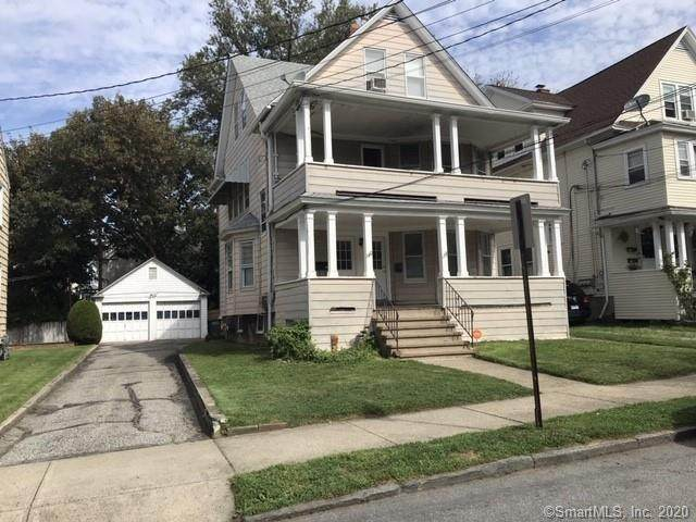 138 Woodland Avenue, Bridgeport, CT 06605 (MLS #170346915) :: Frank Schiavone with William Raveis Real Estate
