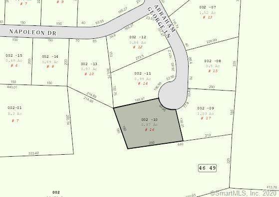 16 & 17 Abraham George Lane, East Windsor, CT 06016 (MLS #170347404) :: Michael & Associates Premium Properties | MAPP TEAM