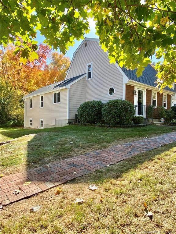 63 Independence Drive #63, Mansfield, CT 06250 (MLS #170347615) :: GEN Next Real Estate