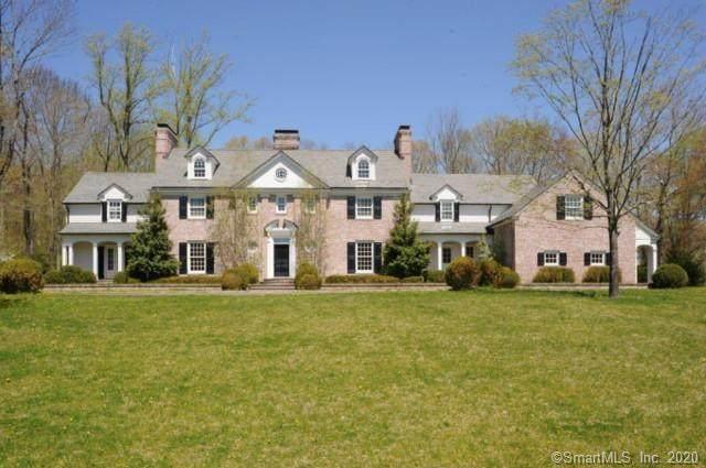 161 Dans Highway, New Canaan, CT 06840 (MLS #170347753) :: GEN Next Real Estate