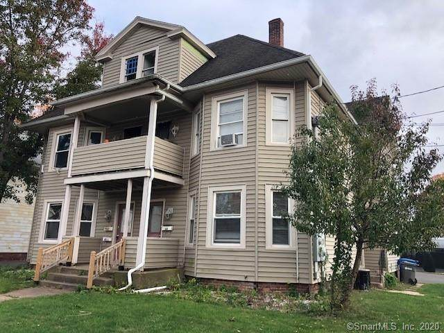 46 School Street, Manchester, CT 06040 (MLS #170347791) :: Michael & Associates Premium Properties | MAPP TEAM
