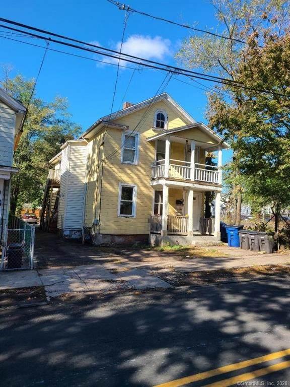 464 Blatchley Avenue, New Haven, CT 06513 (MLS #170347806) :: Carbutti & Co Realtors