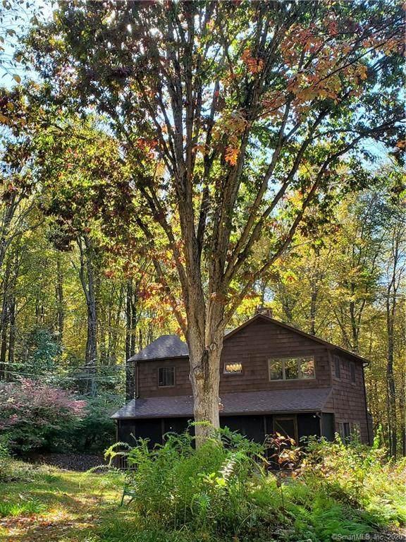 145 Old Redding Road, Redding, CT 06896 (MLS #170347849) :: Kendall Group Real Estate | Keller Williams