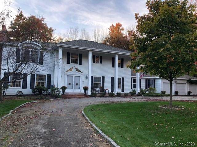 5 Westview Drive, Canton, CT 06019 (MLS #170348199) :: Hergenrother Realty Group Connecticut