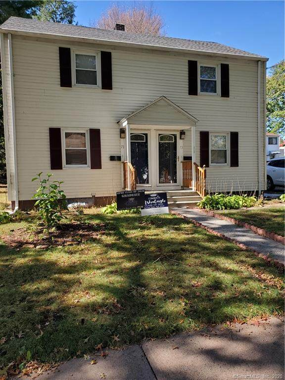 71 Lebanon Street, Hartford, CT 06112 (MLS #170348284) :: Kendall Group Real Estate | Keller Williams