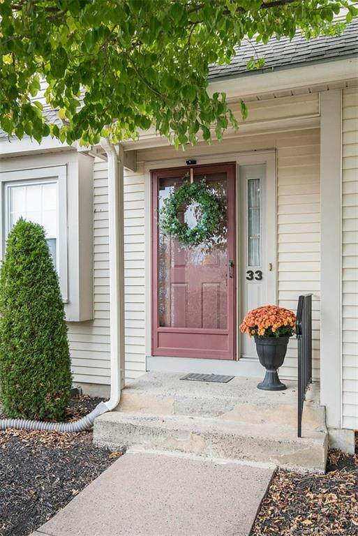 33 Orchard Brook Drive #33, Wethersfield, CT 06109 (MLS #170348698) :: Hergenrother Realty Group Connecticut