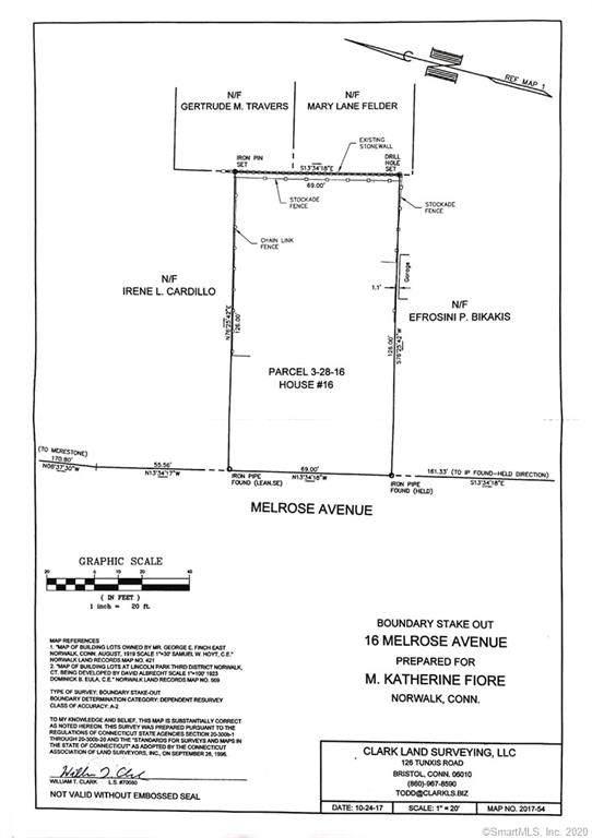 16 Melrose Avenue, Norwalk, CT 06855 (MLS #170348931) :: Frank Schiavone with William Raveis Real Estate