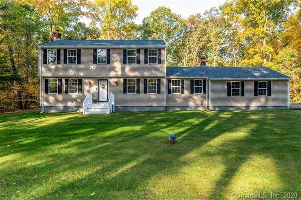 35 Laurel Lane, Simsbury, CT 06070 (MLS #170349102) :: Frank Schiavone with William Raveis Real Estate