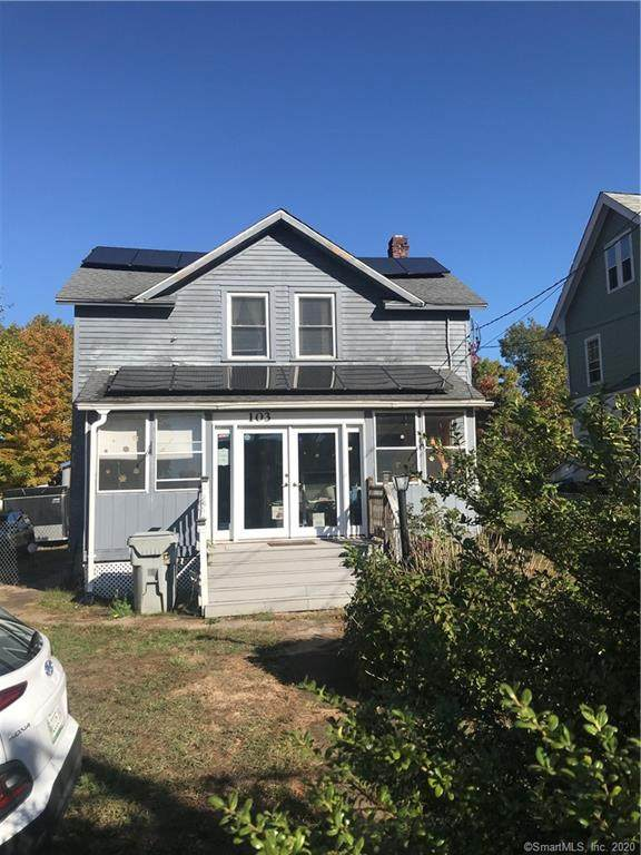 103 Washington Street, Bristol, CT 06010 (MLS #170349281) :: Around Town Real Estate Team