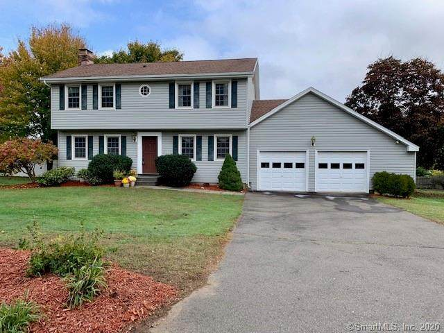 118 Emerson Drive, Stratford, CT 06614 (MLS #170349407) :: Frank Schiavone with William Raveis Real Estate