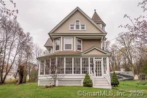 480 Church Hill Road, Trumbull, CT 06611 (MLS #170349653) :: GEN Next Real Estate