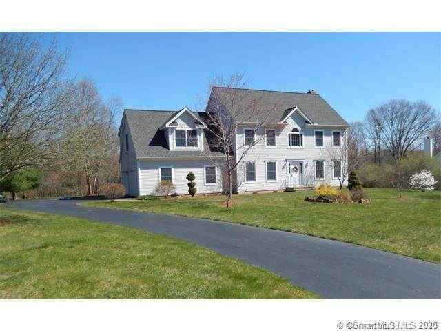 15 Hillside Lane, Colchester, CT 06415 (MLS #170349781) :: GEN Next Real Estate