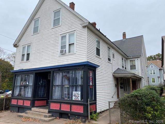 215 Center Street #14, Manchester, CT 06040 (MLS #170349924) :: Hergenrother Realty Group Connecticut