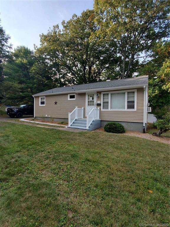 72 Mossa Drive, Bristol, CT 06010 (MLS #170349945) :: The Higgins Group - The CT Home Finder