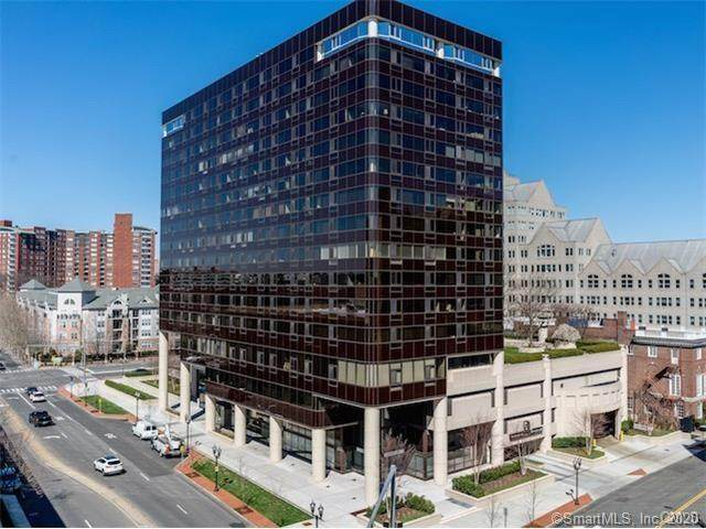 127 Greyrock Place #1508, Stamford, CT 06901 (MLS #170350420) :: The Higgins Group - The CT Home Finder