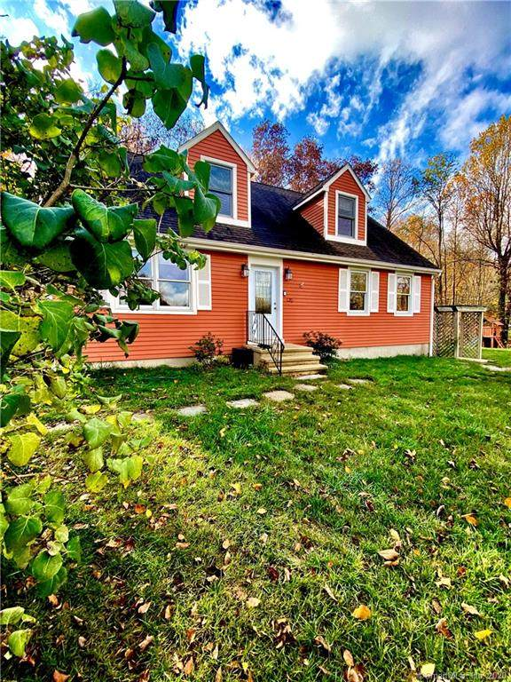 120 E Haddam Colchester Turnpike, East Haddam, CT 06469 (MLS #170350963) :: Sunset Creek Realty
