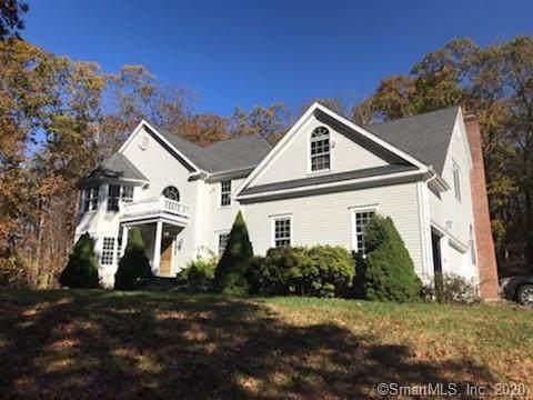 16 Silver Brook Lane, Newtown, CT 06470 (MLS #170351620) :: Michael & Associates Premium Properties   MAPP TEAM