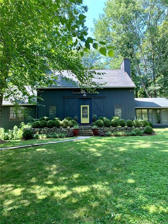 461 Black Rock Turnpike, Redding, CT 06896 (MLS #170353771) :: Around Town Real Estate Team