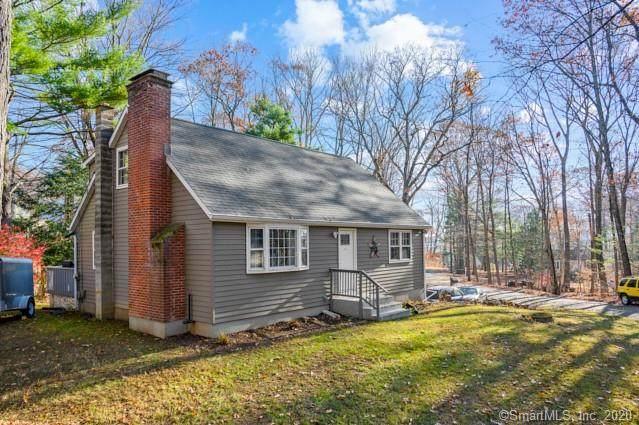 41 Circle Drive, Ashford, CT 06278 (MLS #170354019) :: Around Town Real Estate Team
