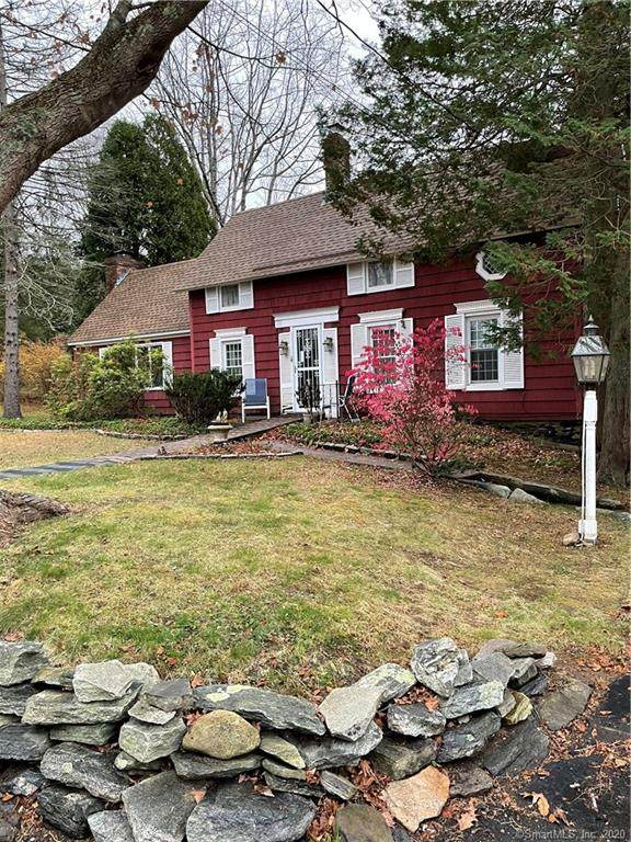 56 Ferry Road, Lyme, CT 06439 (MLS #170354162) :: Around Town Real Estate Team