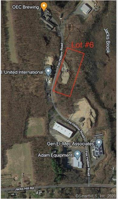 42 Fox Hollow Road #6, Oxford, CT 06478 (MLS #170354237) :: Team Feola & Lanzante | Keller Williams Trumbull