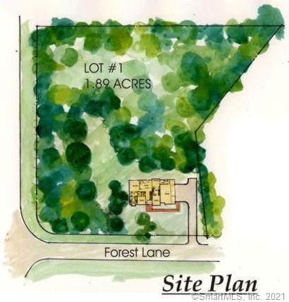 3 Forest Lane, Lot 1, Tolland, CT 06084 (MLS #170354931) :: Coldwell Banker Premiere Realtors